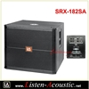 New Design 18 Inch 2.1 Amplifier China Subwoofer Speaker Box SRX-182SA