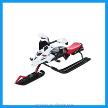 snow sledge kids electric snowmobile for winter sports