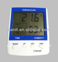 Medidor de humedad/hogar digital termómetro higrómetro humedad