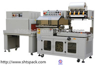 Shanghai JK 400LB JK 4525B automatic packing and sealing machine