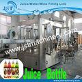 nuevo cambio automático de plástico de la botella de jugo que hace la maquinaria