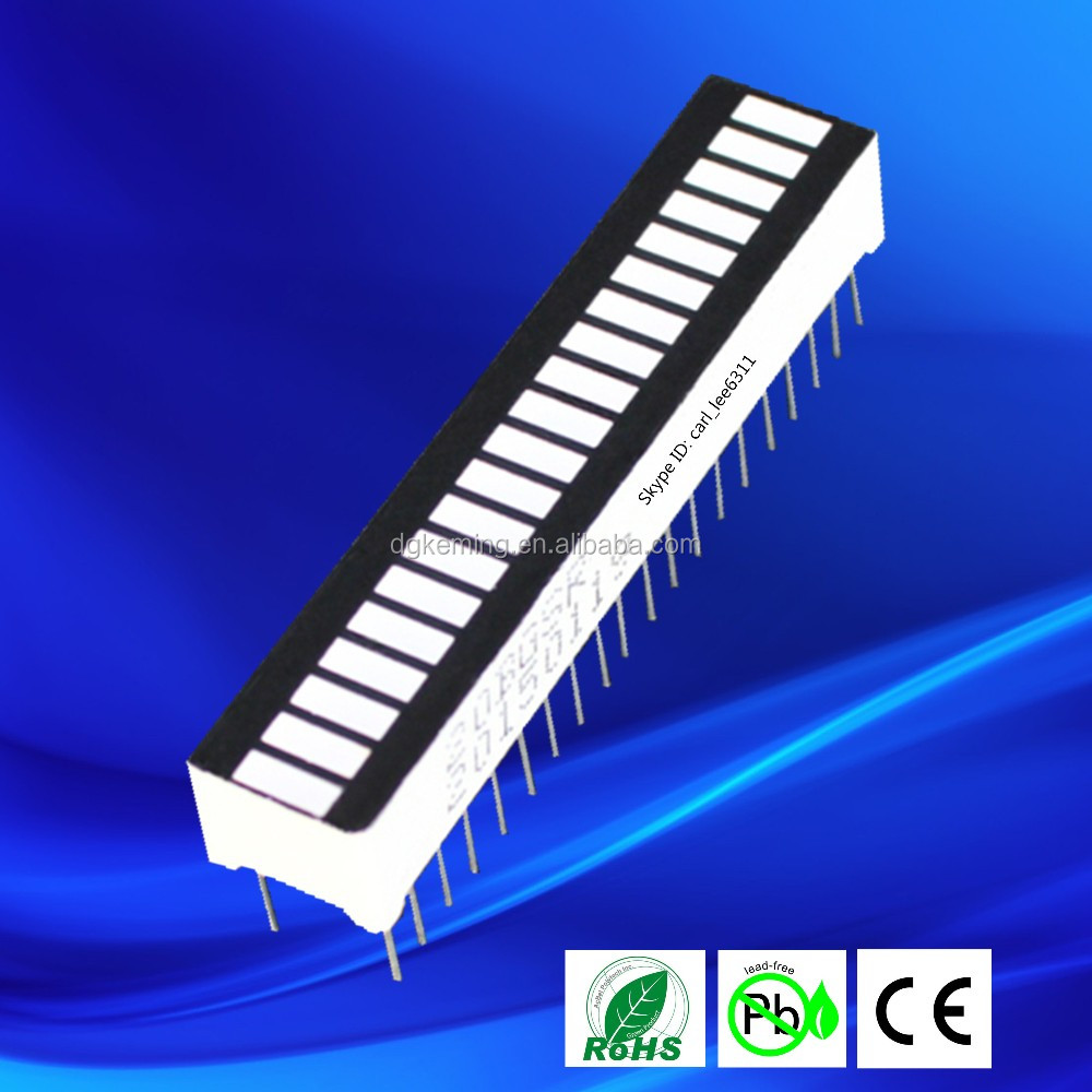 Led 7 Segment Display Circuit Guide And Troubleshooting Of Wiring Solid State Relay Z240d10 3 Colors 20 Tri Color Bar Graph Buy 4 Digit