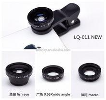 Latest factory direct mobile phone lens black/sliver/red/gold