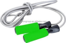 adjustable crossfit can reduce weight multicolor jump rope