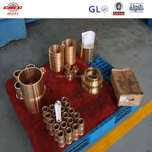 Pricision Brass Parts Fabrication Customized CNC Turning& Milling parts