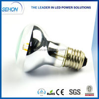 led bulb lights R63 R80 4W 6W led filament bulb dimmable