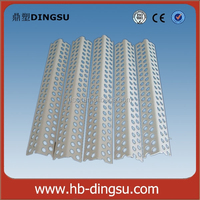 extrusion pvc drywall corner beads for protecting corners