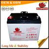 12v33ah most powerful rechargable solar panel battery