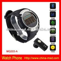 Hot selling watch phone with hidden camera