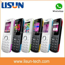 """hot selling cheap price 1.8"""" gsm quad band dual sim card mini blu cell phone with whatsapp facebook torch light"""