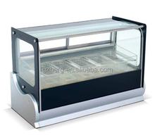 Freezer for ice cream used/freezer display for ice cream/table top ice cream freezer