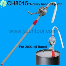Factory top selling 32Type aluminum rotary hand oil pump /Rotary hand drum pump 32Type