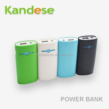 Universal 5600mAh Power Bank Battery Bank Portable External Battery Charger Backup Power Pack For Mobile Phone