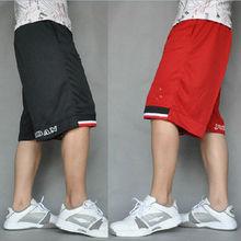 en los artículos de stock de ropa deportiva con estilo jordon baloncesto deportes de los hombres pantalones cortos