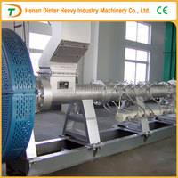 Dinter 1000TPD Crude Degummed Soybean Oil Mill Machinery