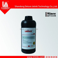 Wide color gumat UV Digital Inkjet Printer White UV Ink for XAARV382 printhead