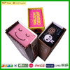 Wholesale cheap colorful cardboard paper pencil box for kids