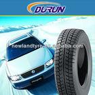 Durun 165/70r13 pneu de neve/inverno pneu de carro