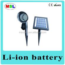 2015 new design Solar led garden light Pole/ Excellent outdoor light for garden solar light in China manufacture