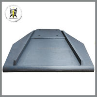 OEM heat resistant steel plate for mining machines