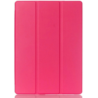 customized LOGO welcomed colorful pu leather flip case for ipad pro