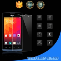 Factory price Ultra Thin Anti-scratch Scratchproof / Shatterproof tempered glass screen protector for LG Joy