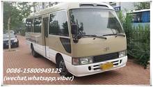 used toyota coaster mini bus
