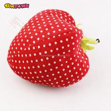 cotton food plush fruit plush toys plush fruit toy