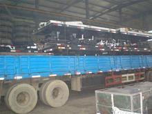 alibaba express tractor trailer hydraulic/ side tipping semi trailer