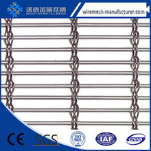 ( Trade Assurance)304 Stainless Steel Decorative Wire Mesh for cabinets