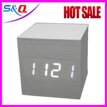 Corporate Gifts wooden alarm clock,children's alarm clock