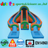 2015 factory price inflatable water slide,cheap inflatable water slides,inflatable double lane slide