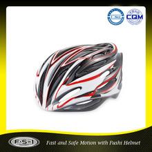 DOT FUSHI Fashion colorful bike helmet Adult PC bicycle helmet