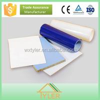 Clear Plastic Aluminium Composite Panels/Sheets/Plates PE Protective Film Manufacturer