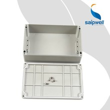 SP-FA12-1 Saip/Saipwell China Supplier Factory Best Price Aluminium Junction Box Saip Din Case Waterproof Box IP67 Enclosure