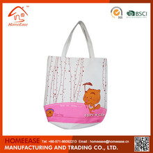Recycled comfortable best folding non-woven fabric bags