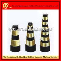 QTD brand high quality hydraulic rubber hose