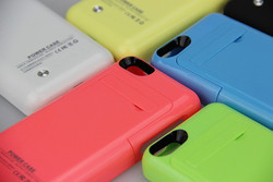 Shenzhen Factory Rechargeable Battery Case for iPhone 5 5S 5C