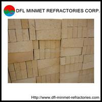 alumina/magnesia/insulation refractory Brick