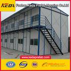 Durável com longa vida útil e baixo custo casas pré-fabricadas casa modular