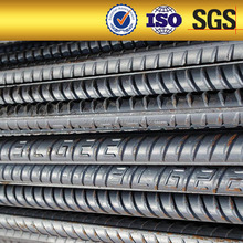 HRB400/HRB500/SD390/B500B/Gr40/Gr60 Grade Standard Reinforcing Steel Rebars Hot Sale in Turkey