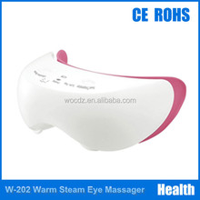 China Factory Far Infrared Heating Function Eye Massager