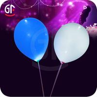 Customized Logo Led Flashing Balloon Light Advertising Gift 2015