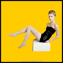 2015 Hot Sale Women Slimming Long Stocking Of Compression