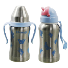 2015 norm caliber milk bottle 150ml wholesale baby bottle warmer portable food grade stainless steel baby bottles