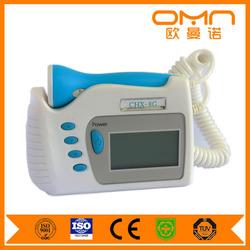 cheap ultrasound machine with color doppler infant lcd fetal doppler