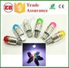 Factory Wholesale 194 led t10 light bulb 1.5W Led car lighting interior led lights 12v