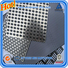 Perforated Mesh Type and Plain Weave Style aluminium sheet perforated metal mesh