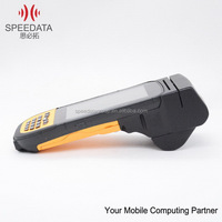 Wholesale Portable Portable fingerprint reader/barcode scanner price