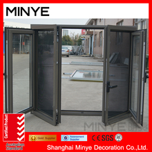 aluminum frame adjustable window plantation shutter ,Top quality economical aluminum louvered window